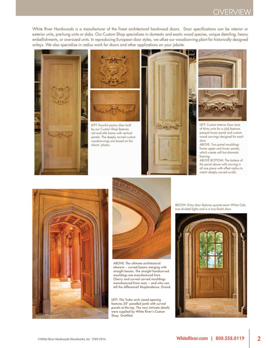 sc 1 th 255 & White River - Architectural Doors - Page 1